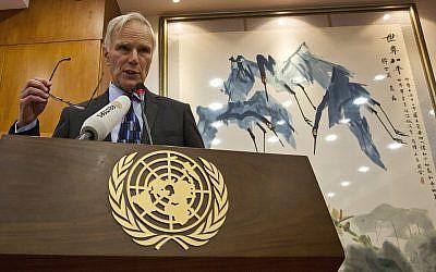 Climate change: World faces 'climate apartheid': UN expert
