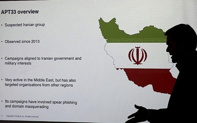 Iranian hackers step up cyber efforts, impersonate email
