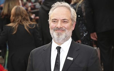 fa982006 Sam Mendes poses for photographers upon arrival at the Olivier Awards in  London, April 8, 2018. (Photo by Joel C Ryan/Invision/AP)