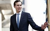 White House adviser Jared Kushner in Washington on Aug. 29, 2018. (AP /Jacquelyn Martin)