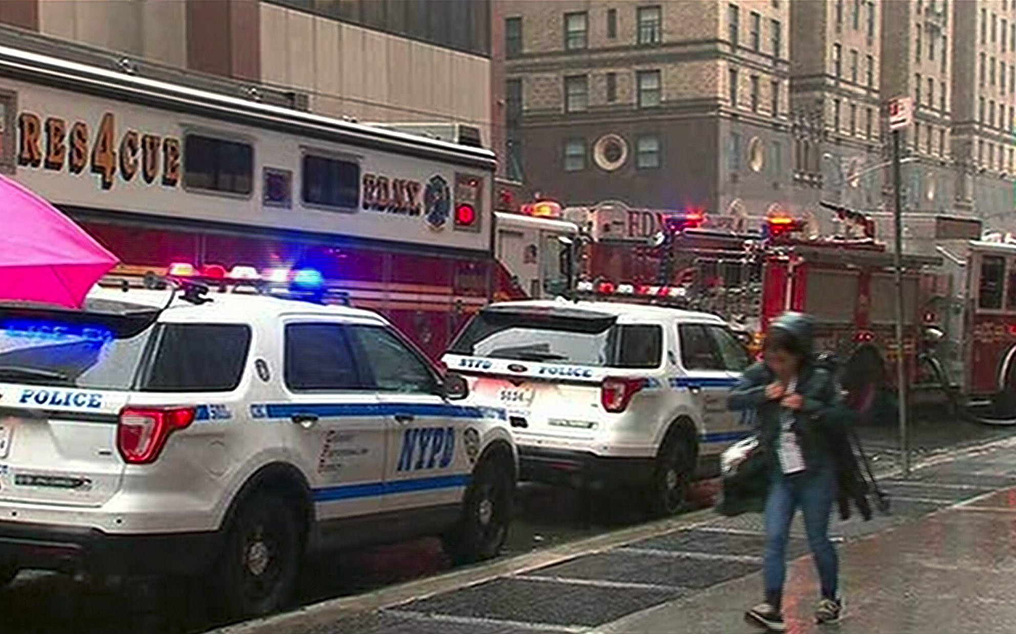 NTSB investigating deadly helicopter crash landing on Manhattan skyscraper
