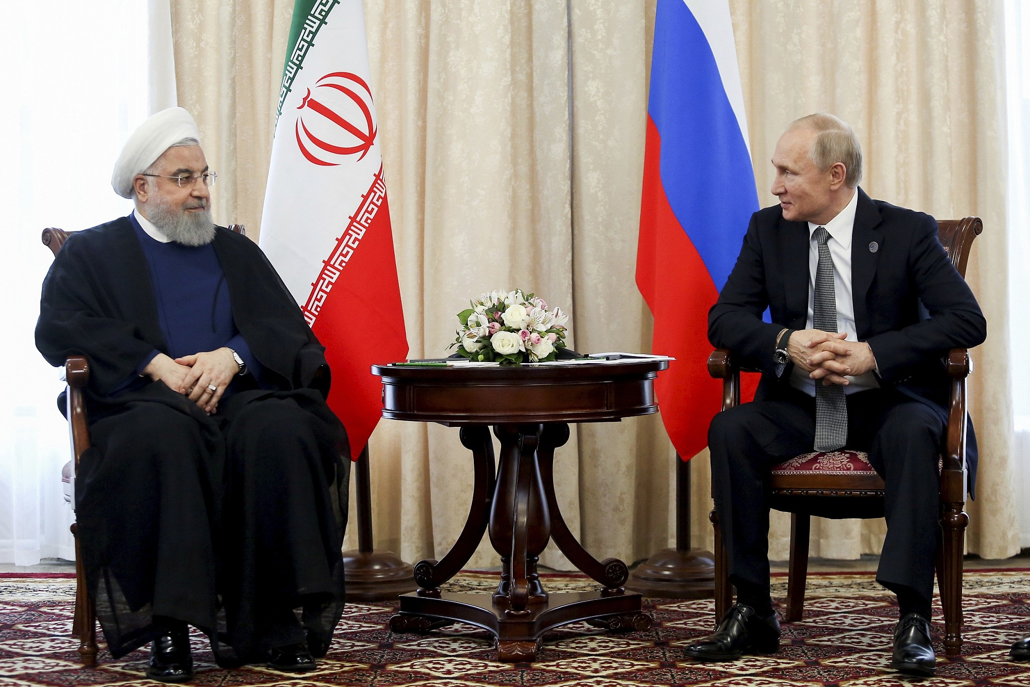 Russian Federation  to Washington: Drop Middle East troop plan and stop provoking Iran