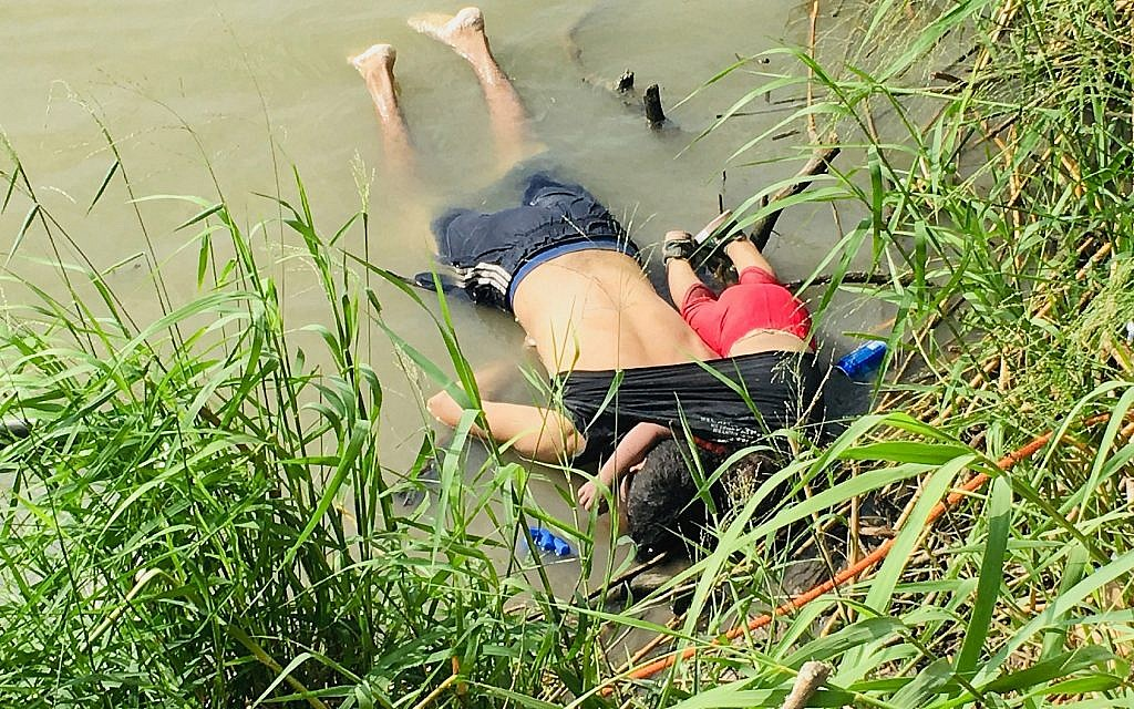 Father, daughter drowning fuels anger at Trump migration policies