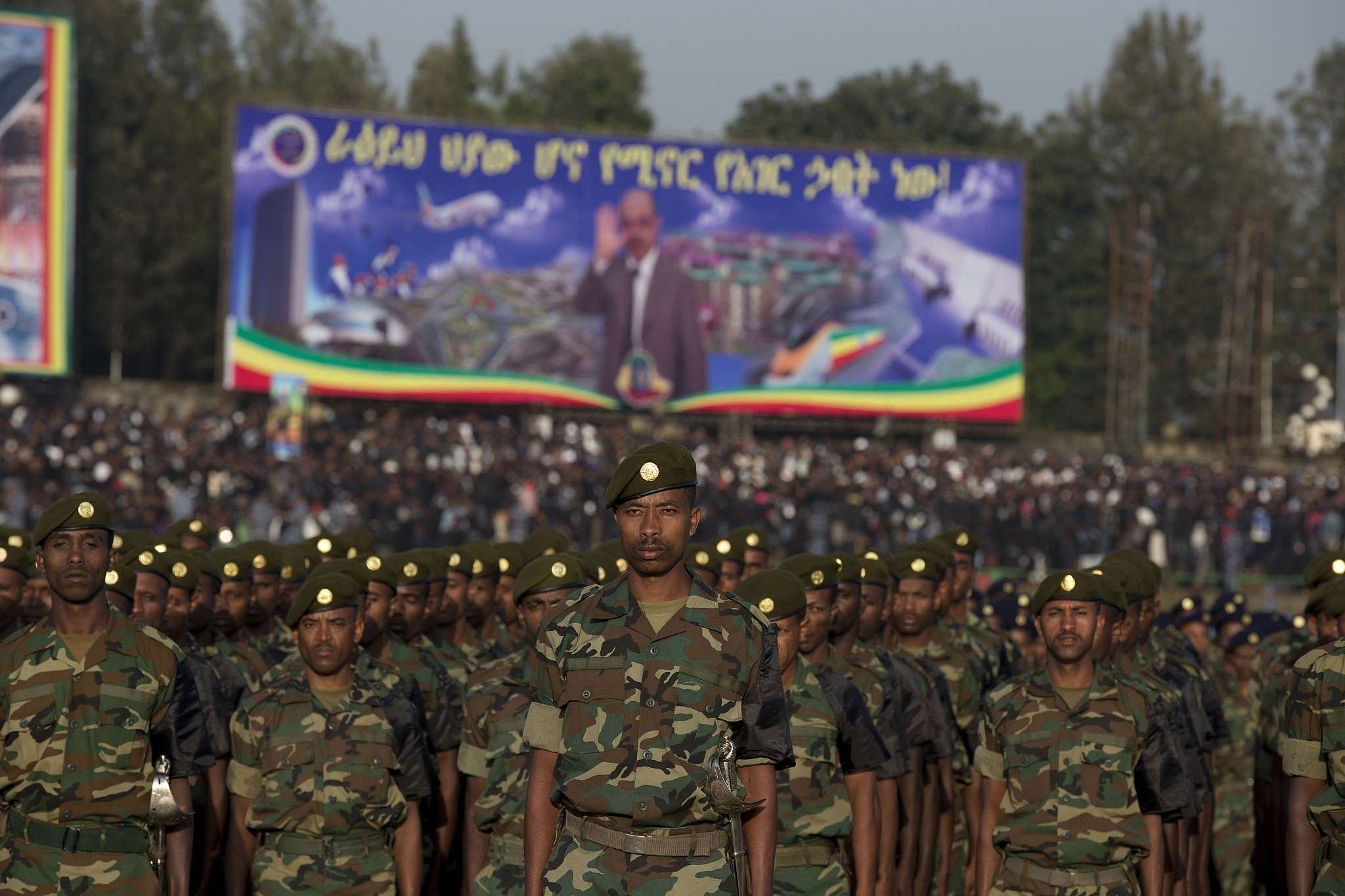 Ethiopia's army chief of staff has been shot