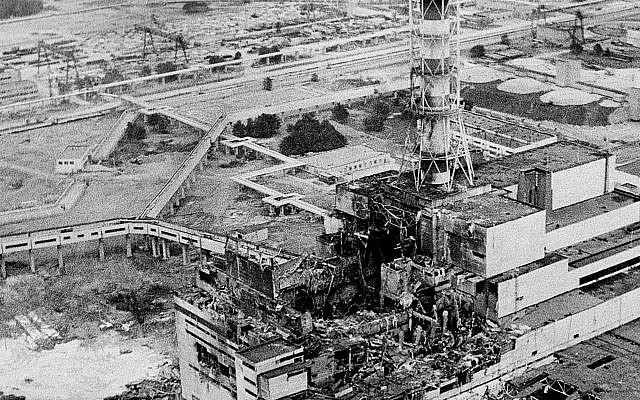 1,500 Chernobyl 'liquidators' live in Israel  They are