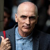 Labour lawmaker Chris Williamson, seen in 2018, was suspended by the party in February. (Jack Taylor/Getty Images via JTA)