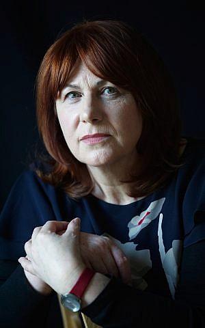 Linda Grant, author of 'A Stranger City.' (Courtesy/ Charlie Hopkinson)