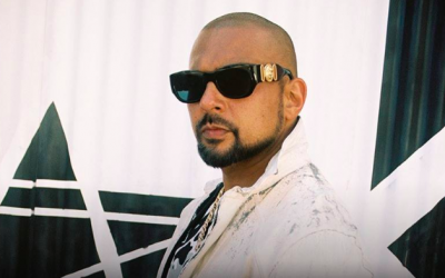 Dancehall master Sean Paul arrives in Israel on July 13, 2019 for one performance in Rishon Lezion (Courtesy Sean Paul Facebook page)