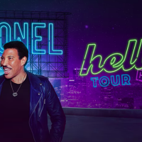 Lionel Richie launches his 2019 world tour, which includes a March 2020 stop in Israel, a first for the balladeer. (Courtesy Lionel Richie Facebook page)