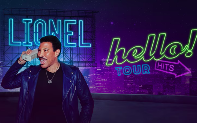 Lionel Richie launched his 2019 world tour that includes a September 2019 stop in Israel, a first for the balladeer (Courtesy Lionel Richie Facebook page)