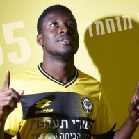 Newly signed Beitar Jerusalem player Ali Mohamed. (Facebook)