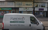 Outside Roseman's Delicatessen in Liverpool, UK (Google Street View)