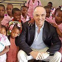 Argentinean ambassador to Haiti Pedro Von Eyken (Twitter)