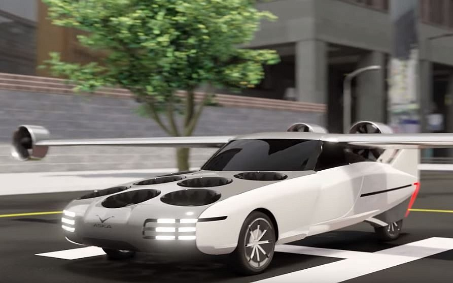 Flying Cars Sound Bubbles Greet Execs At Tel Aviv Smart Mobility Confab The Times Of Israel