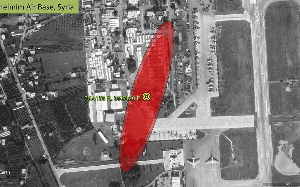 GPS jamming affecting Israel comes from Russian base in Syria: US researcher