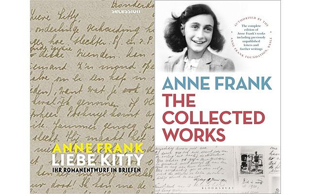 'Dear Kitty' and 'Anne Frank: The Collected Works,' both published in 2019