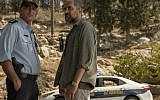 From 'Our Boys,' the HBO and Keshet Productions drama directed by Joseph Cedar and created by Hagai Levi about the June 2014 kidnapping and killing of three Jewish teens (Courtesy HBO)