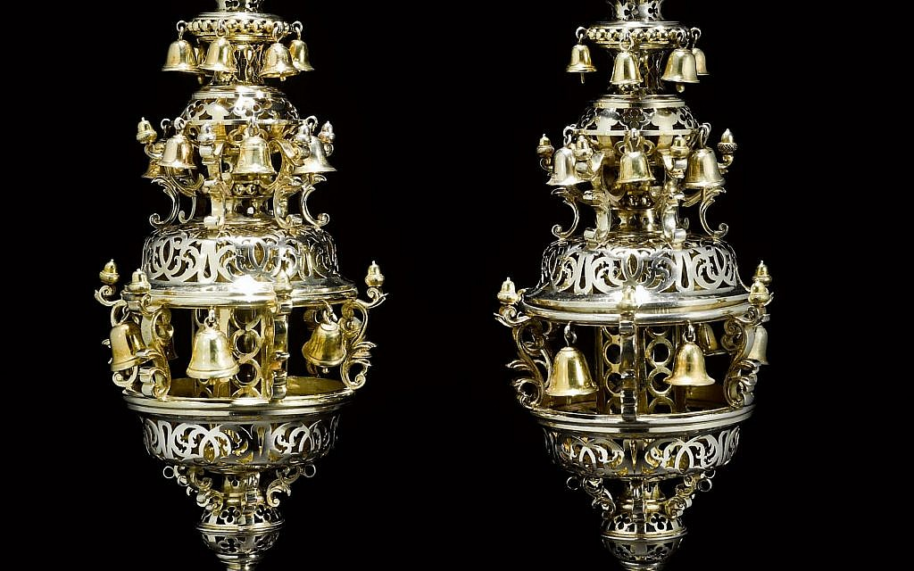Boston museum pays $500,000 for 'exceptionally early' Torah ornaments