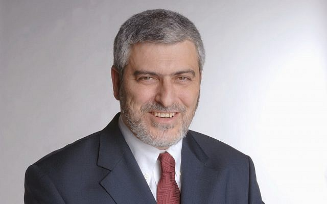 Dov Kotler, newly appointed CEO of Bank Hapoalim, July 15, 2019 (Courtesy)