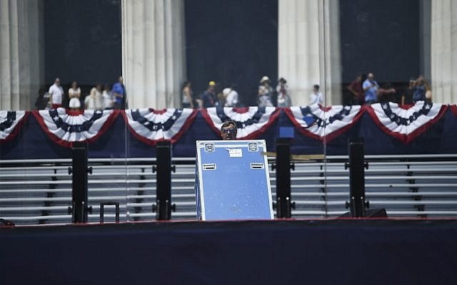 Trump brings out the big guns for July 4 military parade