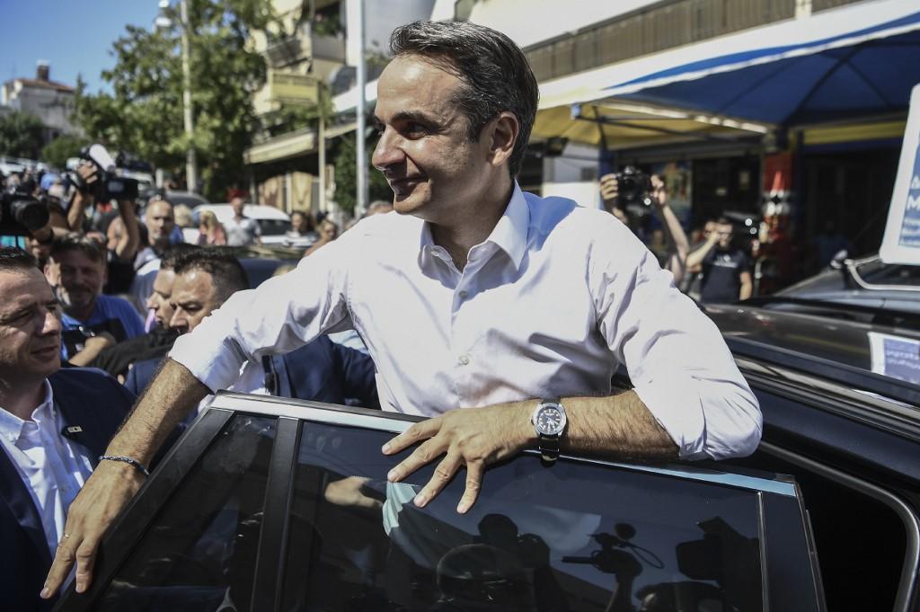 Greece: New Democracy to get an absolute majority - Danske Bank