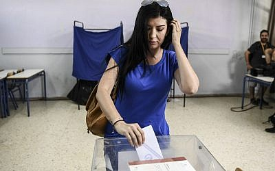Greece: New Democracy to get an absolute majority - Danske Bank