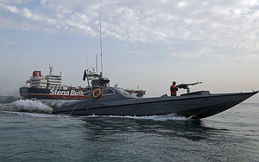 Saudi Arabia urges global action against Iran after UK tanker seized
