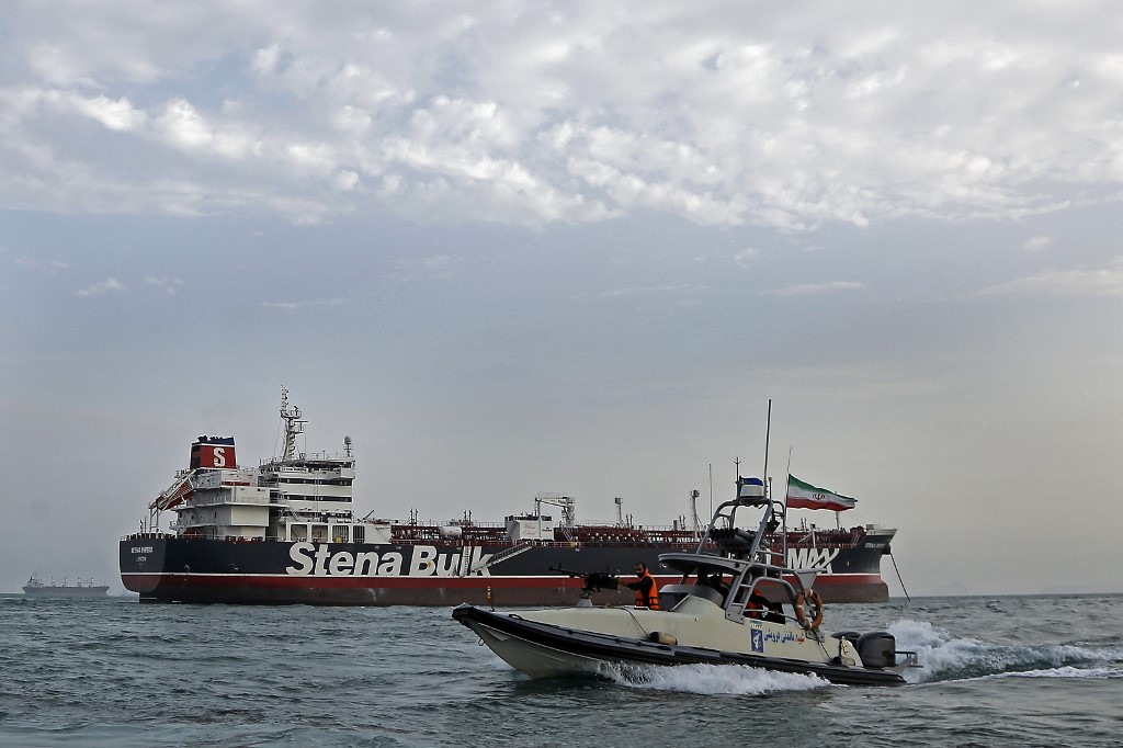 Seven crew members from tanker seized by Iran to be released