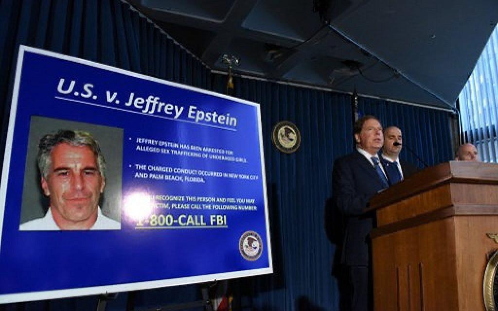 Epstein philanthropy since sex plea included all-girl school