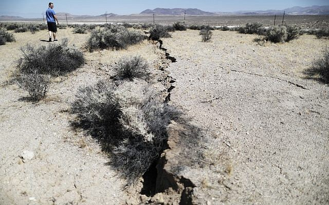 California could be rattled by months of aftershocks