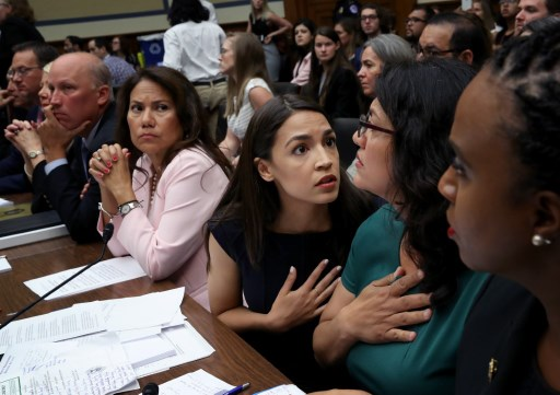 Leave the US, Trump tells Democratic congresswomen of colour
