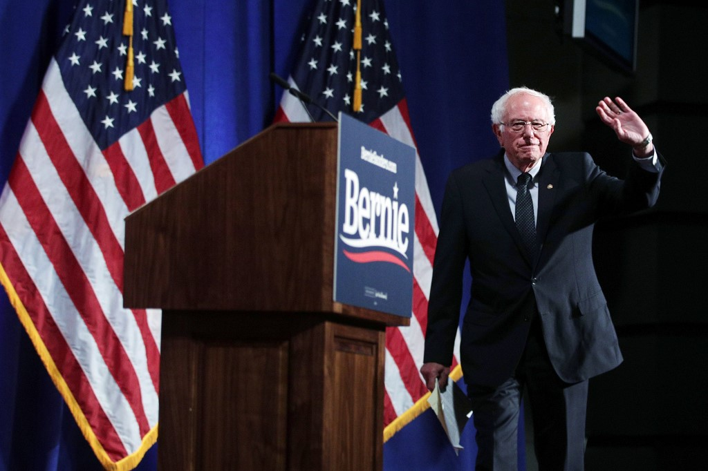 Bernie Sanders campaign workers unionize, demand his promised $15-an-hour