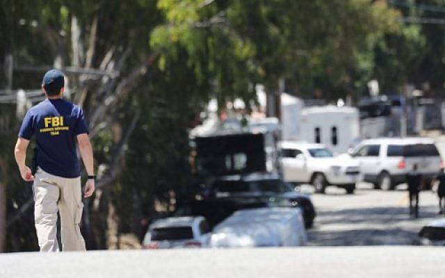 California gunman posted about anti-Semitic screed before
