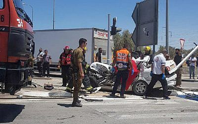 car accidents   The Times of Israel