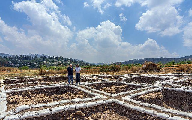 A 'game changer': Vast, developed 9,000-year-old settlement