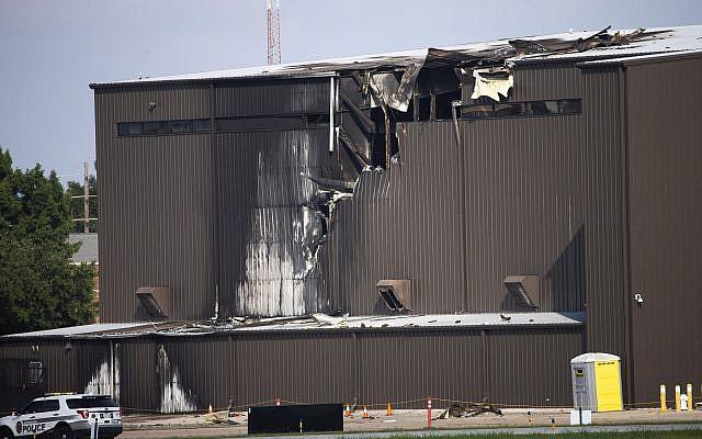 10 dead in Dallas-area small plane crash | The Times of Israel