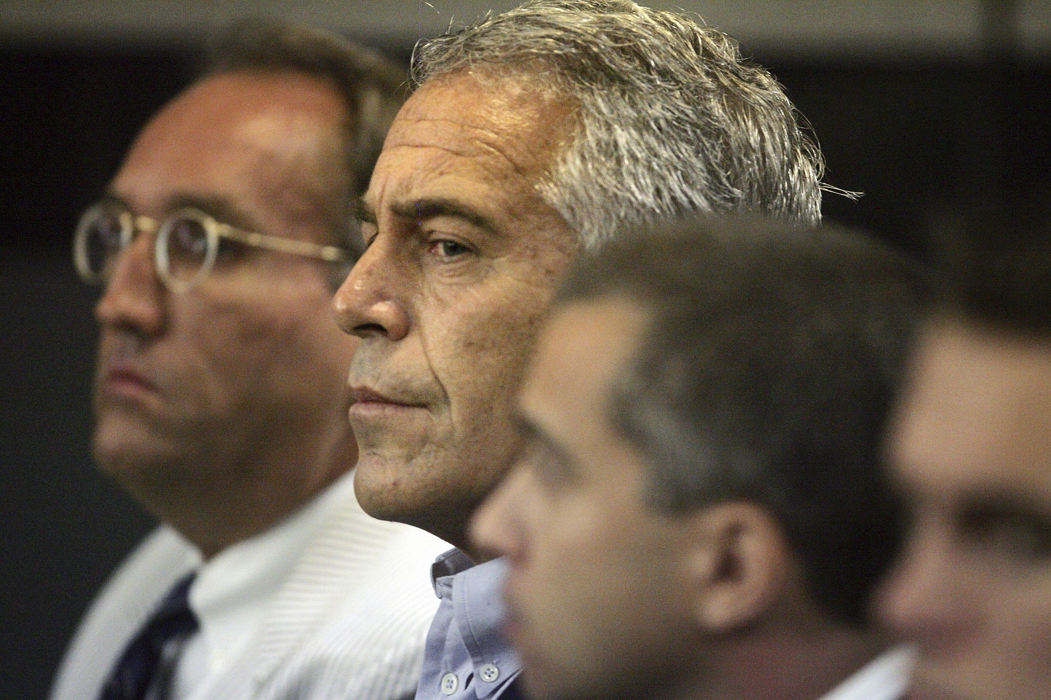 Billionaire Jeffrey Epstein charged with sex trafficking and conspiracy
