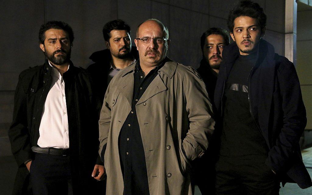 Iran spy TV show glorifies hard-liners imprisoning US reporter