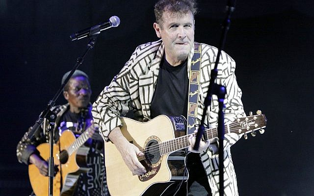 Johnny Clegg, who fought South Africa's apartheid with music