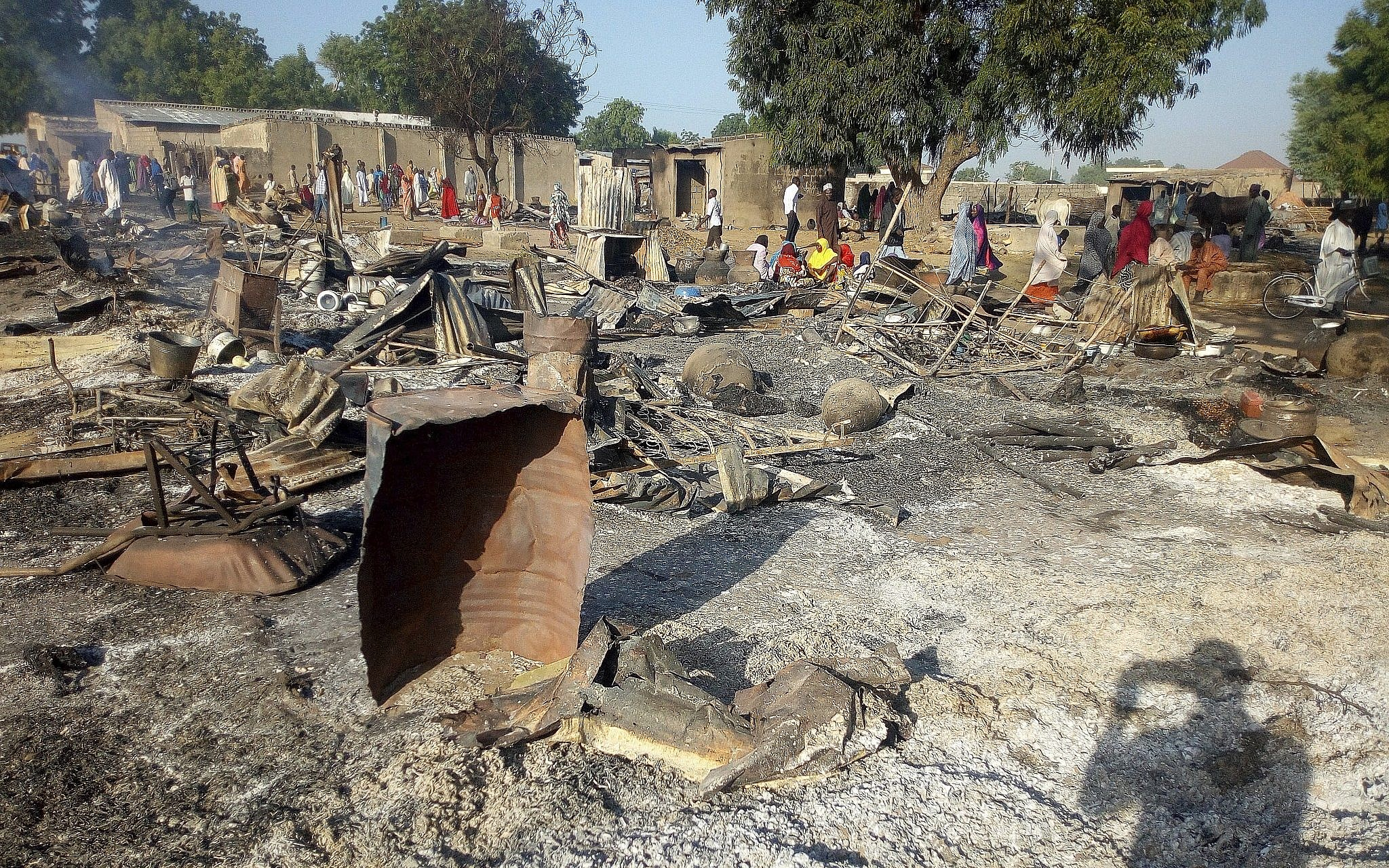 After 10 years of Boko Haram violence, Nigerians crave peace | The ...
