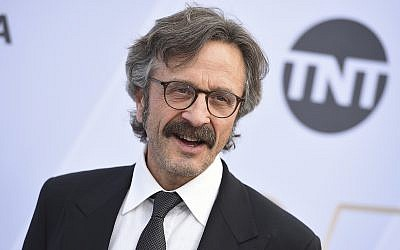 Marc Maron arrives at the 25th annual Screen Actors Guild Awards at the Shrine Auditorium & Expo Hall on January 27, 2019, in Los Angeles. (Photo by Jordan Strauss/Invision/AP)