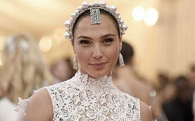 "Gal Gadot attends The Metropolitan Museum of Art's Costume Institute benefit gala celebrating the opening of the ""Camp: Notes on Fashion"" exhibition on Monday, May 6, 2019, in New York. (Photo by Evan Agostini/Invision/AP)"
