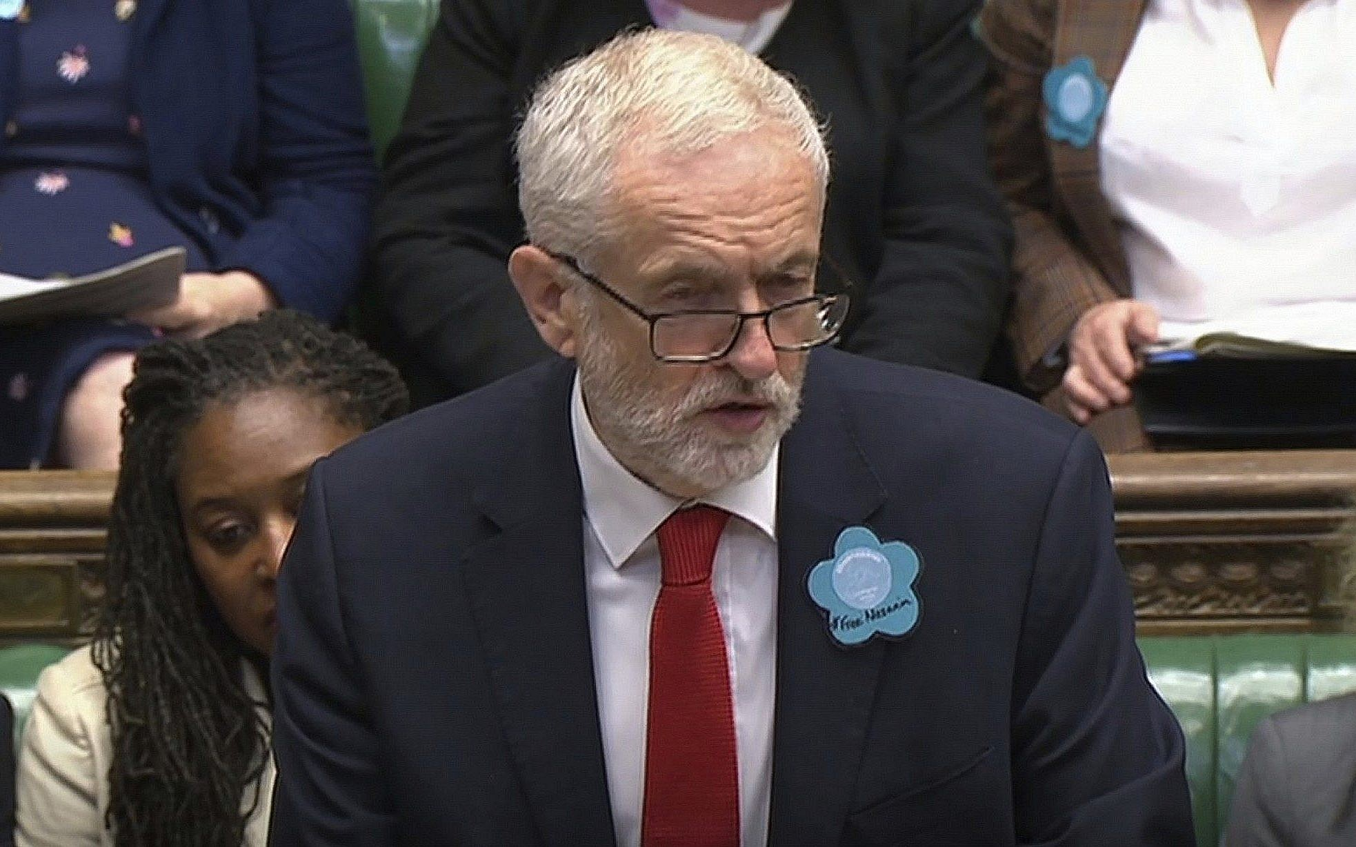 Poll Corbyn Loses Ground As Labour Members See Anti Semitism As