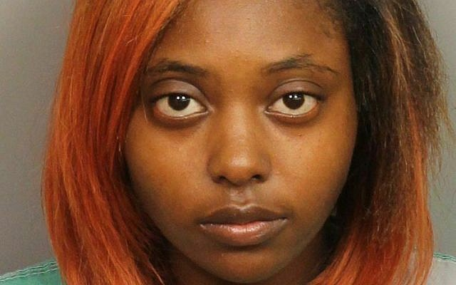 This photo provided by Jefferson County Sheriff's Office shows Marshae Jones.    Jones, whose fetus died after she was shot in a fight has been charged with manslaughter, while the woman accused of shooting her has been freed. She was indicted by the Jefferson County grand jury Wednesday, June 26, 2019.   She was five months pregnant when 23-year-old Ebony Jemison shot her in the stomach during a December altercation regarding the fetus's father.  (Jefferson County Sheriff's Office via AP)