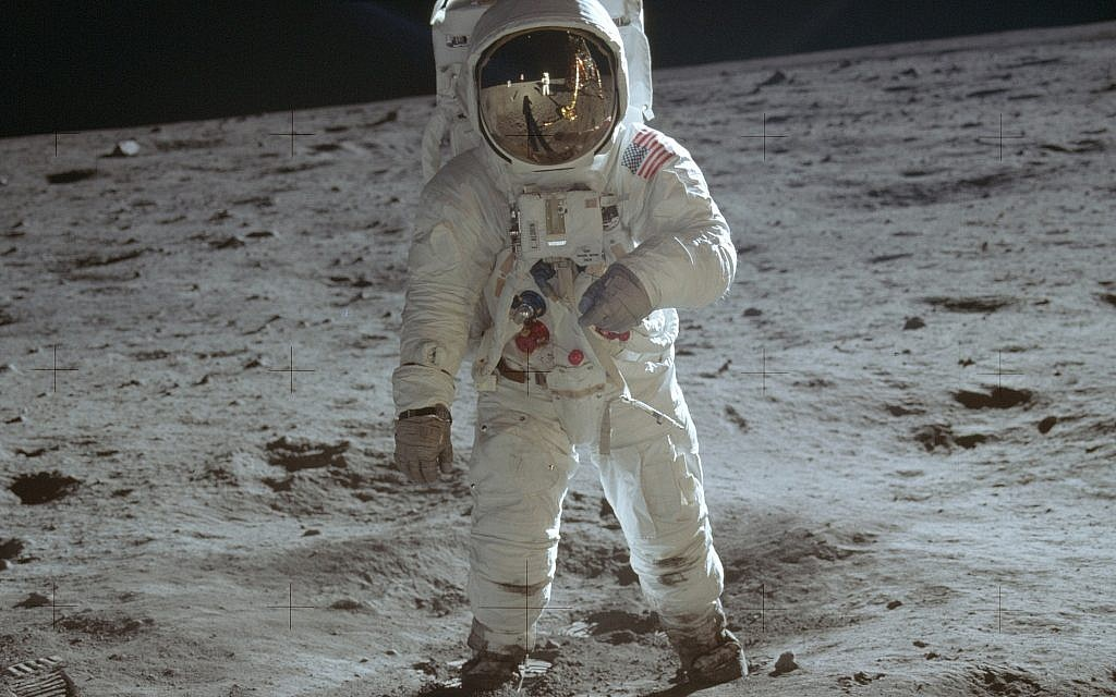 Illustrative: In this July 20, 1969 photo made available by NASA, astronaut Buzz Aldrin, lunar module pilot, walks on the surface of the moon during the Apollo 11 extravehicular activity. (Neil Armstrong/NASA via AP)