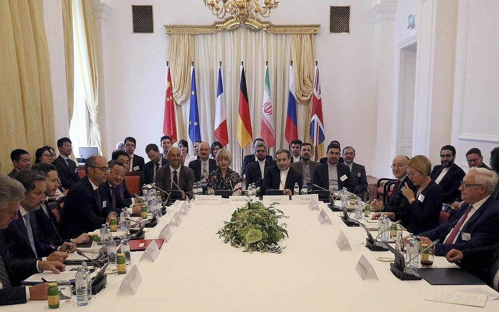 Iran nuclear deal signatories to meet as accord nears collapse