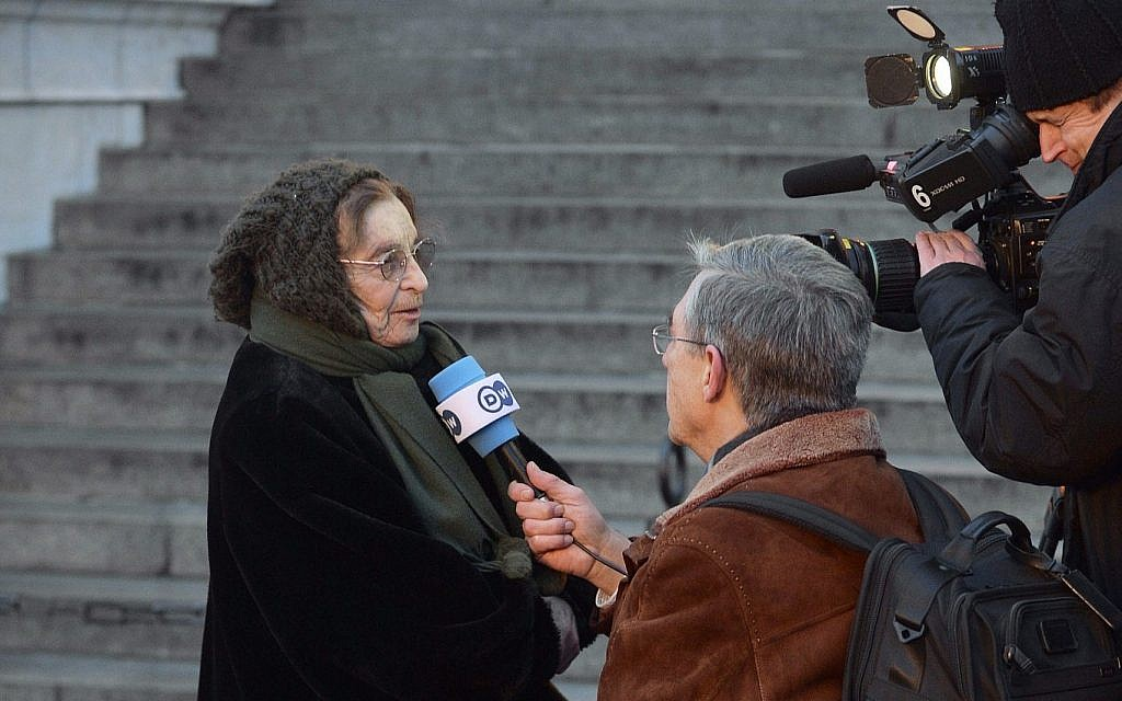 Hungarian dissident philosopher Agnes Heller dies at age 90