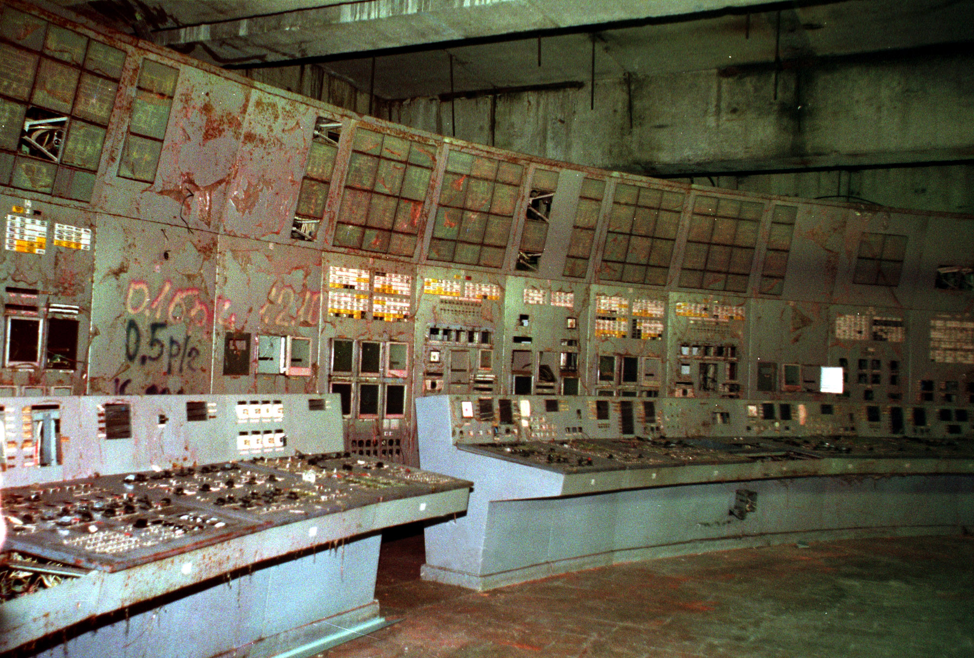 When hubris meets nuclear fission: A Chernobyl liquidator's