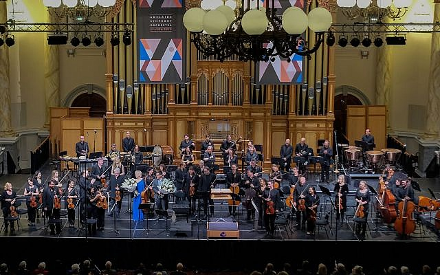 Israeli composer's new double concerto is a gift to Zukerman