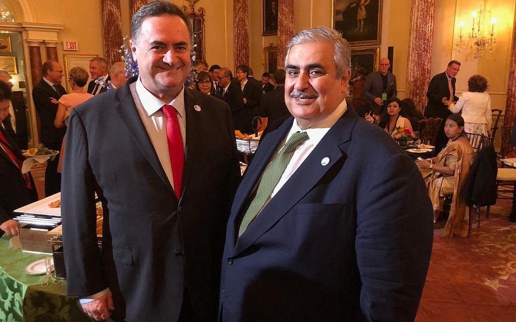 White House said pushing Israeli-Arab non-belligerence agreements